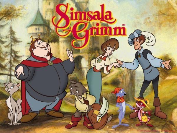 SimsalaGrimm