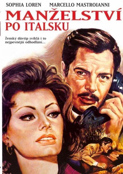 Film Manželství po italsku