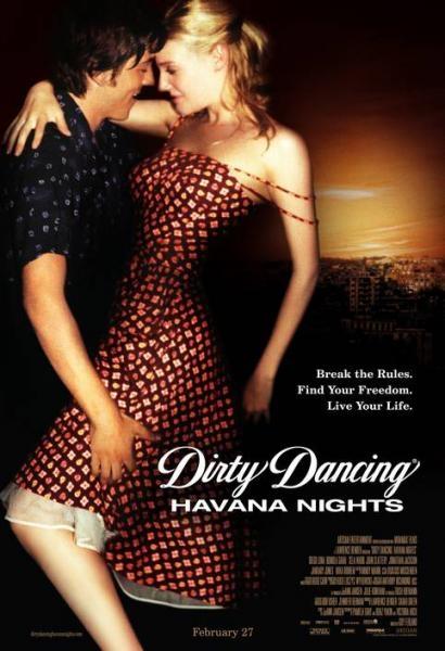 Film Hříšný tanec 2
