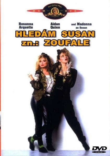 Hledám Susan. Zn.: Zoufale