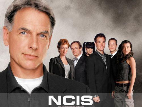 Seriál Agenci NCIS