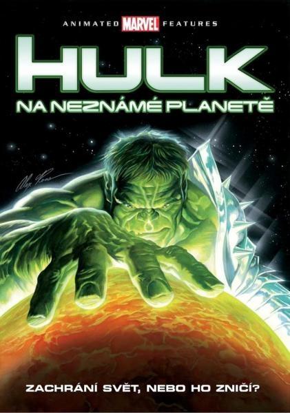 Film Hulk na neznámé planetě