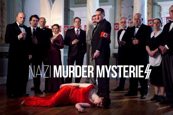 Záhady nacistických vražd