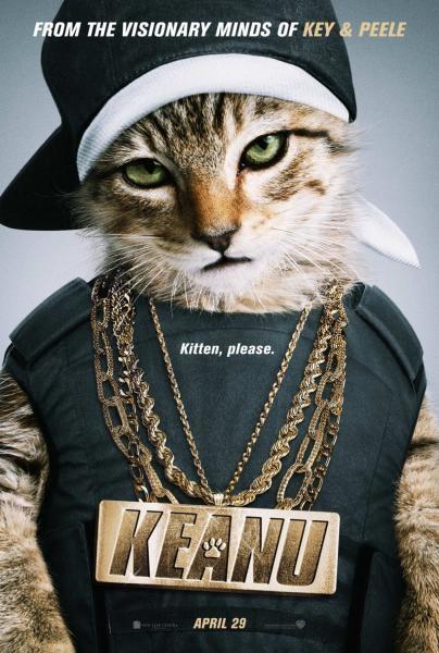 Keanu: Kočičí gangsterka