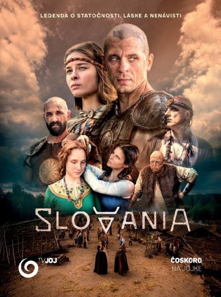 Seriál Slovania