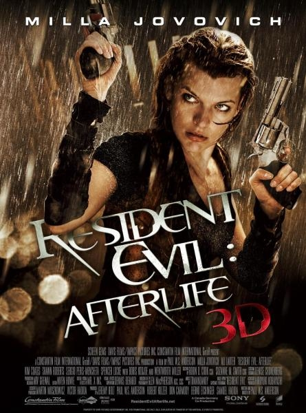 Film Resident Evil: Afterlife