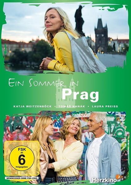 Leto v Prahe