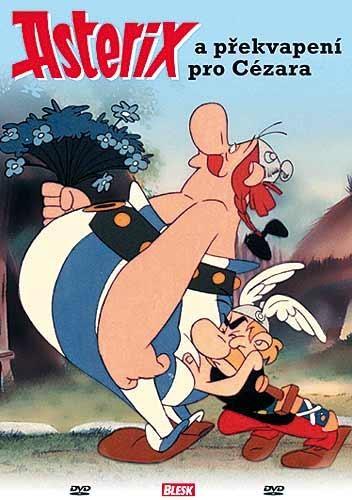 Asterix a překvapení pro Césara