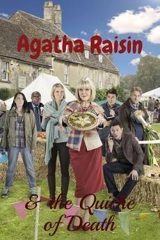 Seriál Agatha Raisin