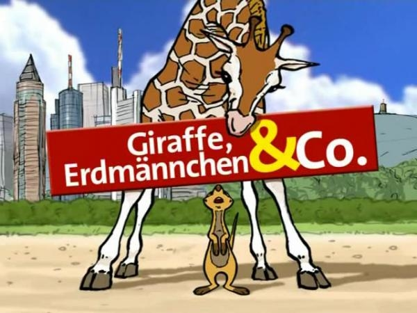 Sleduj online dokument, reality tv Giraffe, Erdmännchen & Co. na ARD!
