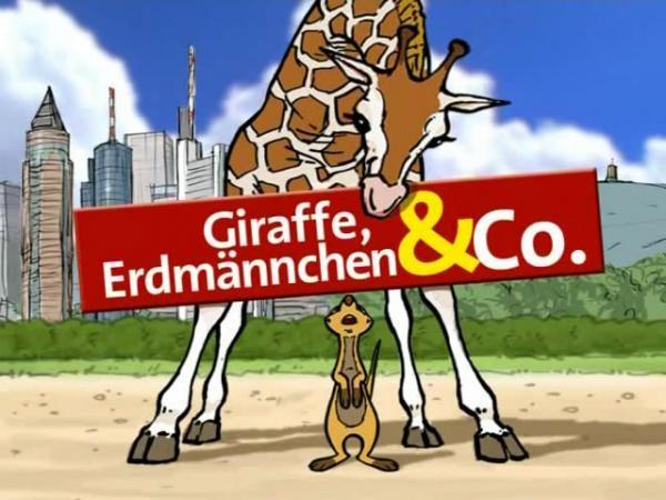 Dokument Giraffe, Erdmännchen & Co.