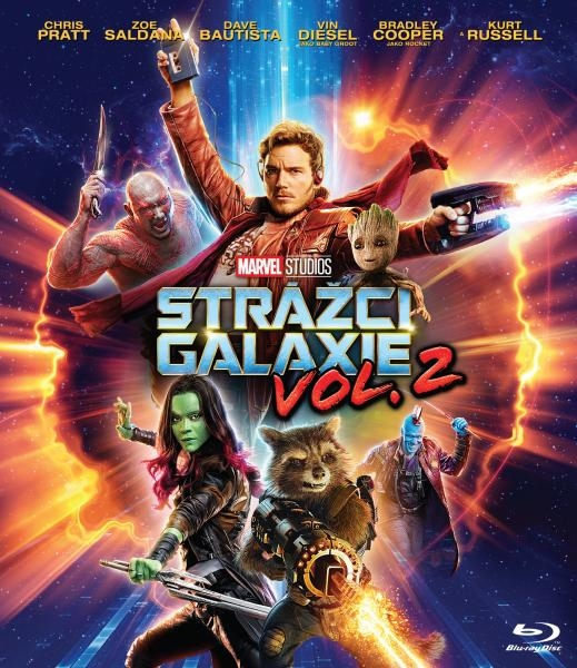Film Strážci Galaxie Vol.2