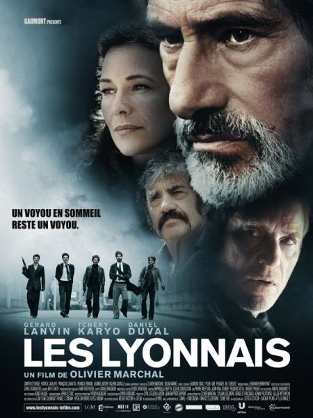 Lyončania - Príbeh gangu
