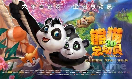 Film Malá velká panda