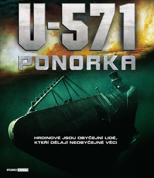 Film Ponorka U-571