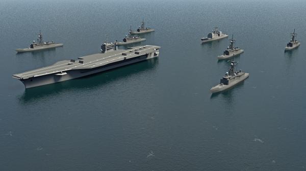 Dokument Námořní strategie zblízka