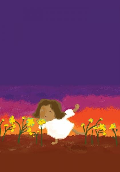 Dětská zahrada poezie