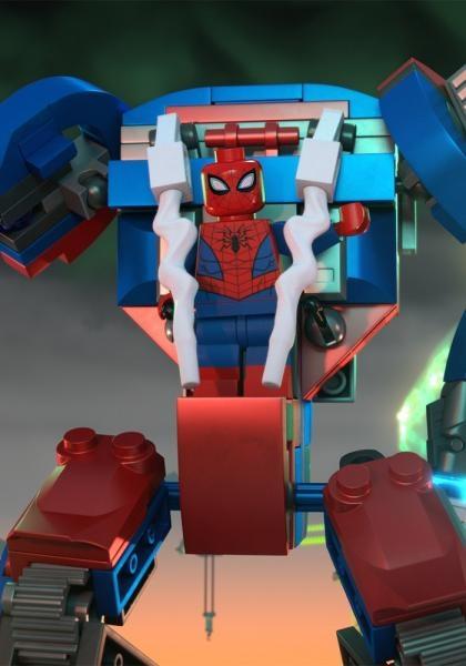 Lego Marvel Spider-Man: Otrávený Venomem