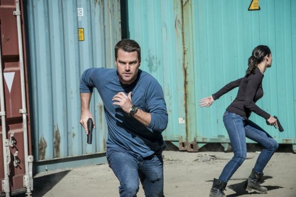Agenci NCIS: Los Angeles  VII (12)