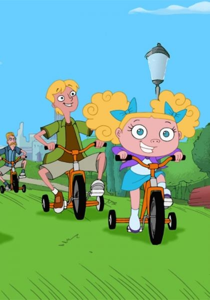 Phineas & Ferb  III (2)