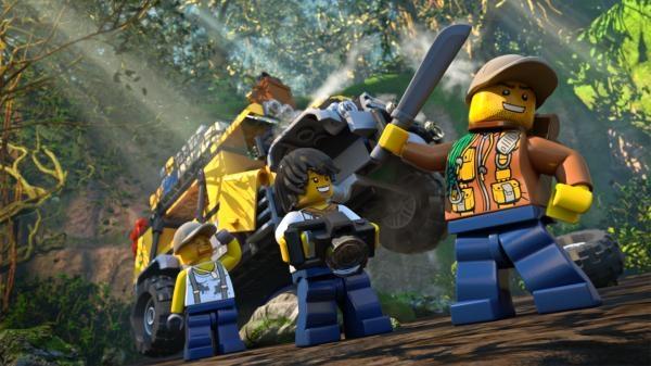 LEGO City  I (10)