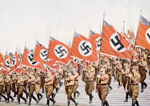Hitlerova propagandistická mašinérie