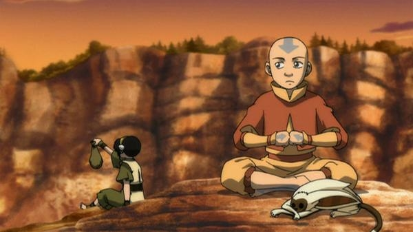 Avatar: Legenda o Aangovi  II (9)