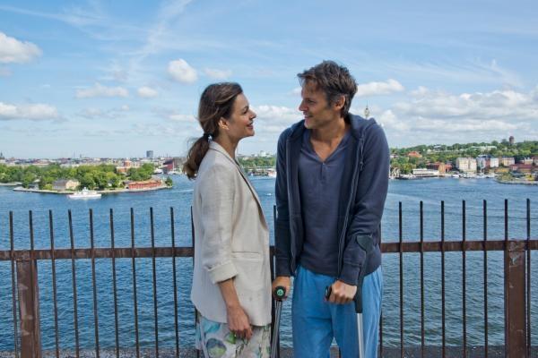 Seriál Inga Lindström: Osudová výměna