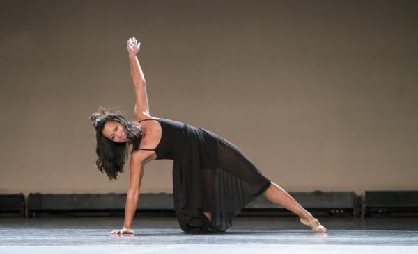 Katie Ffordová: Tanec na Broadwayi