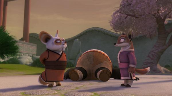 Kung Fu Panda: Legendy o mazáctve  II (4)