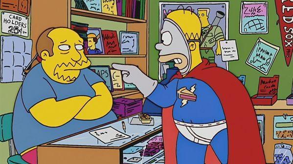 Die Simpsons  XV (19)
