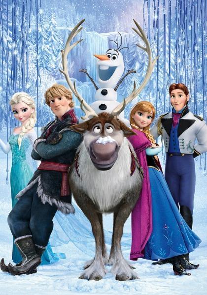 Film Ľadové kráľovstvo