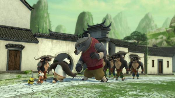 Kung Fu Panda: Legendy o mazáctví  III (24)