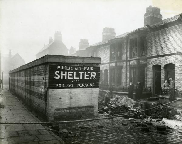 Blitz: Británie v plamenech