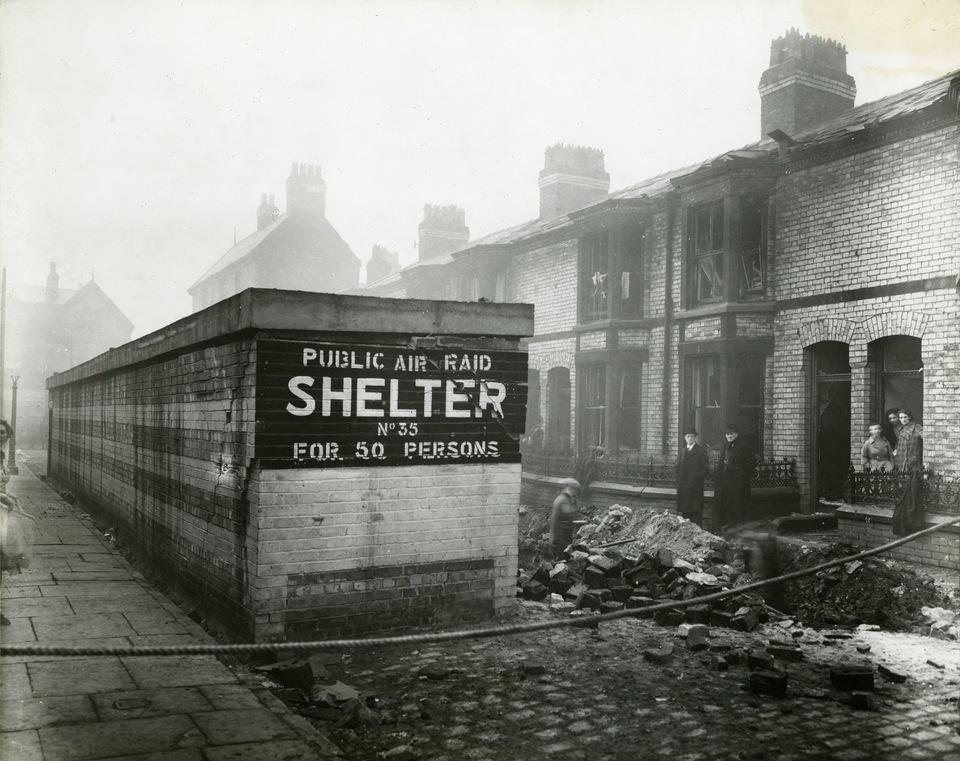 Documentary Blitz: Británie v plamenech