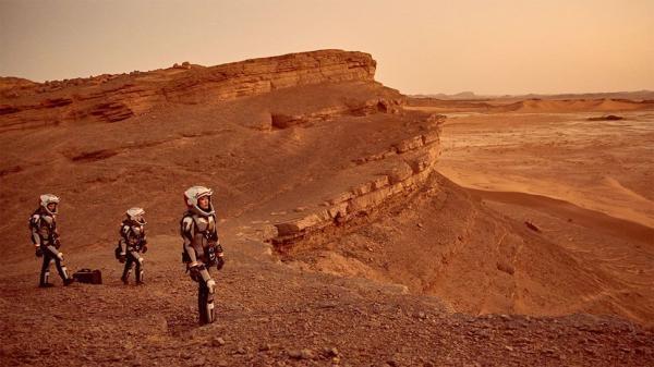 Dokument Dobytí Marsu