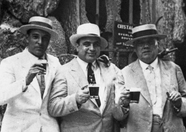 Alkohol, zločin a prohibice