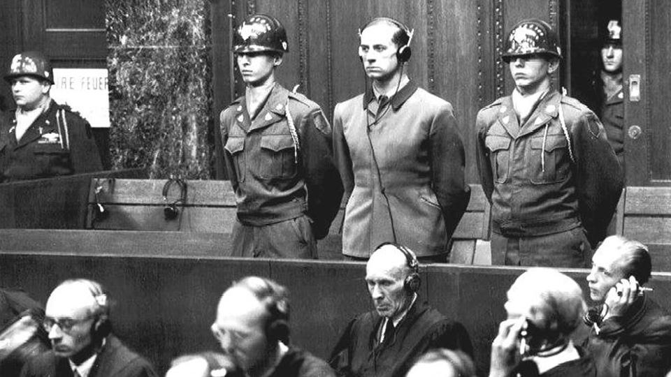 Dokument Pronásledování nacistů