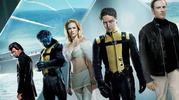 obrázek k pořadu X-Men: První třída