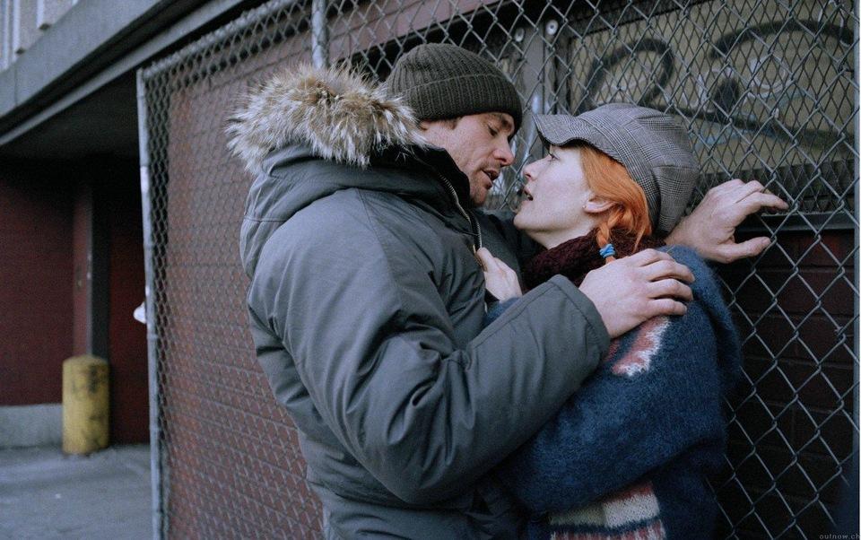 Film Eternal Sunshine Of The Spotless Mind
