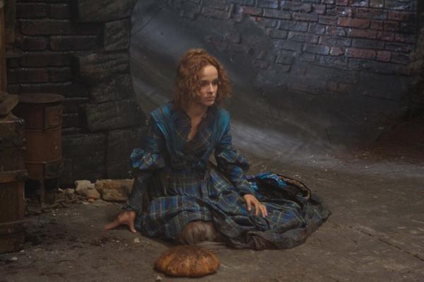 O dívce, která šlápla na chléb