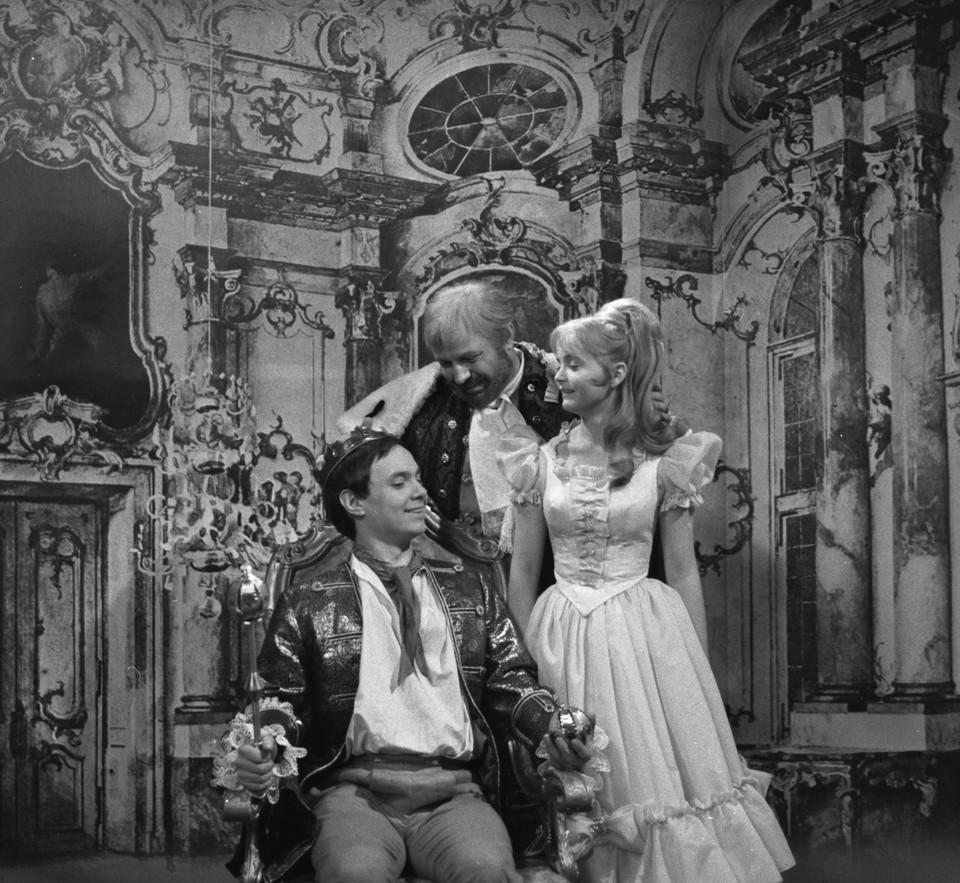 O Honzovi a princezně Félince