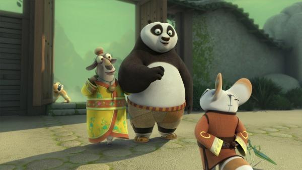 Kung Fu Panda: Legendy o mazáctve  II (8)