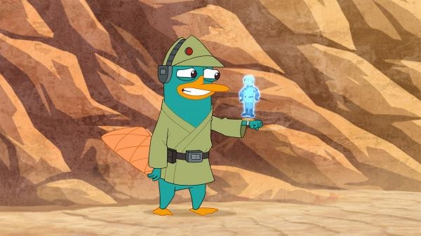 Phineas & Ferb  IV (25)