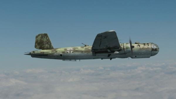 Nacistická letadla: Přísně tajné