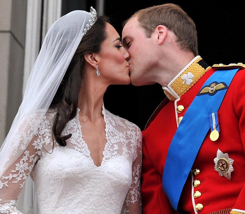 Dokument William a Kate: Královský příběh lásky