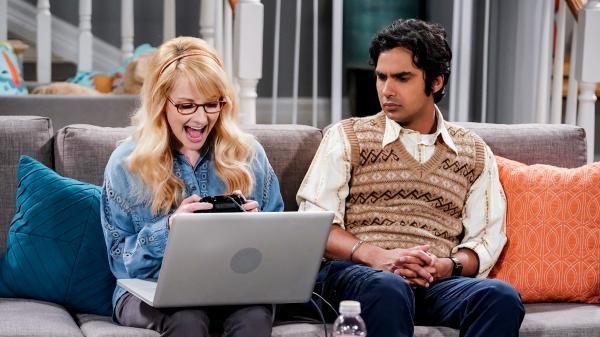 The Big Bang Theory  XII (9)