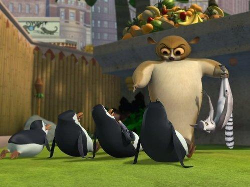 Tučňáci z Madagaskaru  I (15)