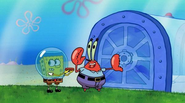 Spongebob v kalhotách  I (67)