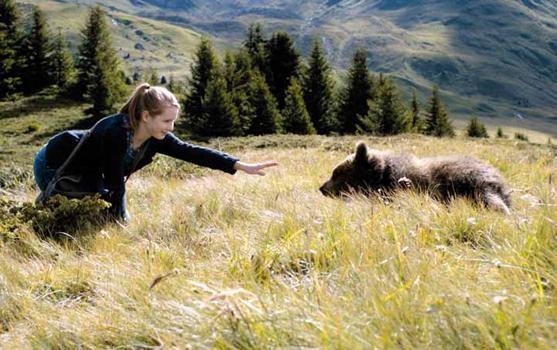 Film Klára a tajemství medvídků
